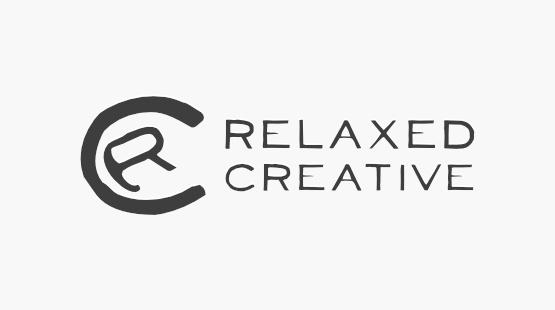 Relaxed Creative Logo